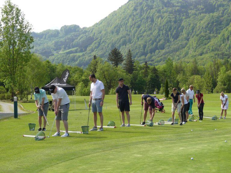 Golfpartner kennenlernen